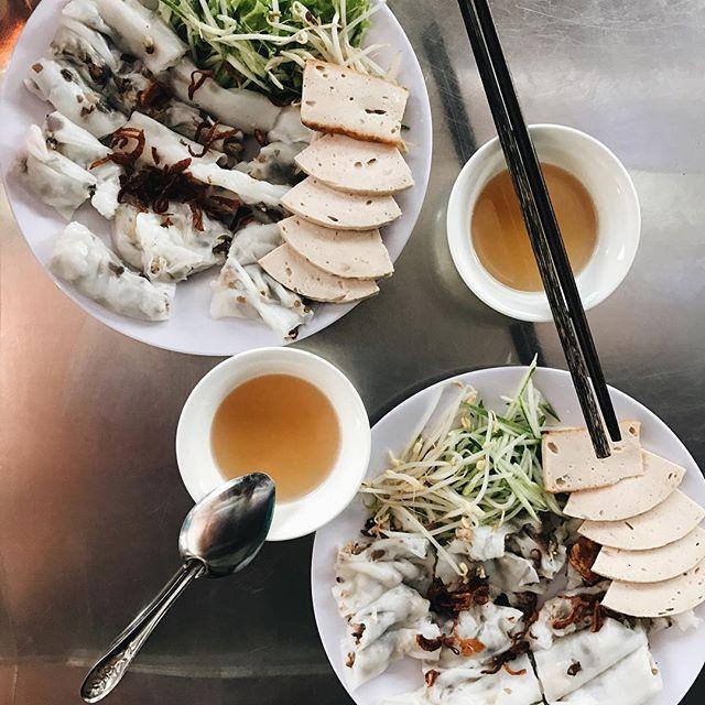 Bánh Cuốn Nóng Đà Nẵng