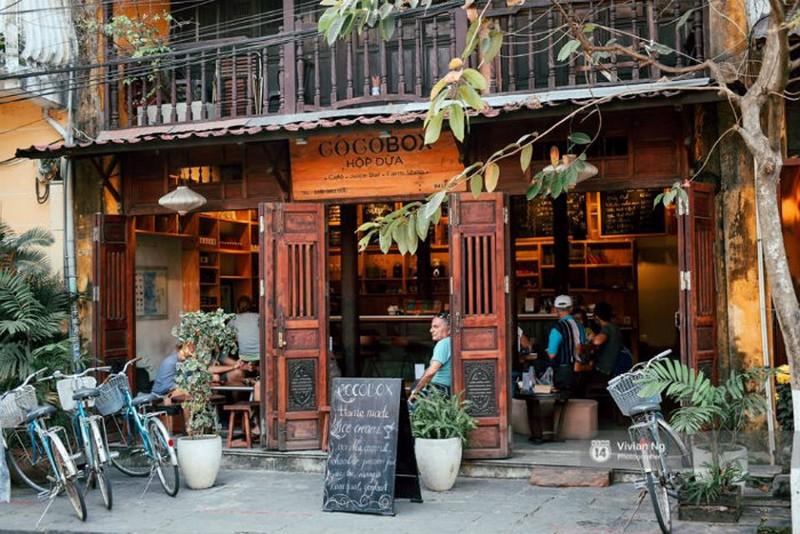 Quán Cafe Tại Hội An