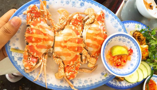 Ăn Hải Sản Đồng Giá