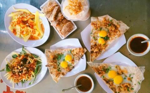 Hàng Quán Ăn Vặt Tại Đà Nẵng