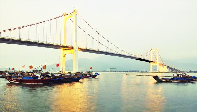 Cây Cầu Nổi Tiếng Việt Nam