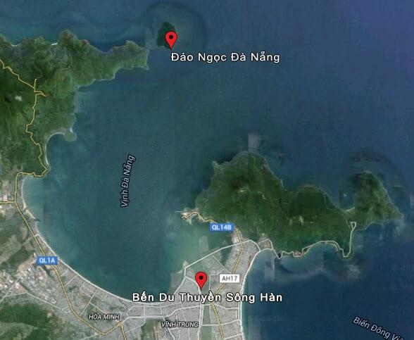 tour Đảo Ngọc Huế