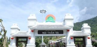 khu du lịch Núi Thần Tài Đà Nẵng