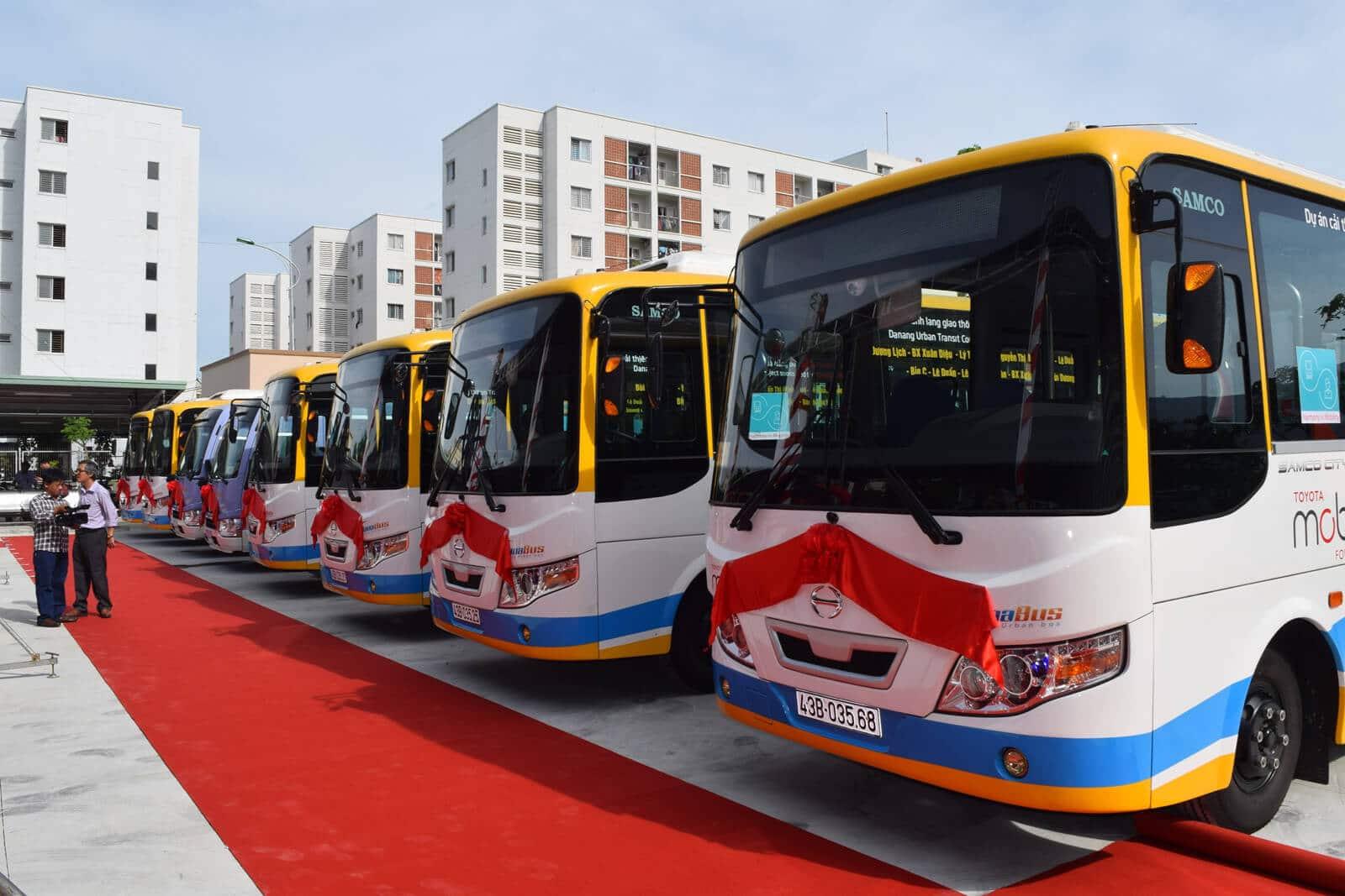 Vé Xe Buýt Nội Thành Đà Nẵng