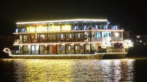 Vé Tàu Rồng Sông Hàn