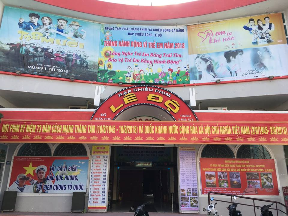 Rạp Chiếu Phim Lê Độ Đà Nẵng