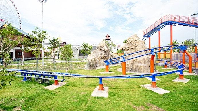 công viên châu Á Đà Nẵng