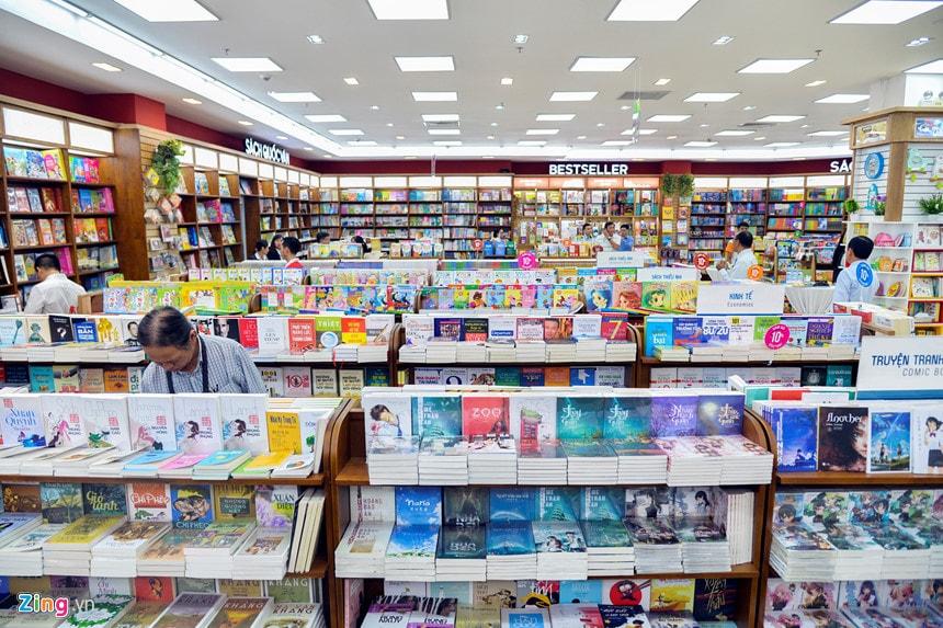 Nhà Sách Fahasa Đà Nẵng